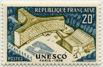 Unesco - Paris 1958
