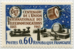Centenaire de l'Union Internationale des Télécommunications