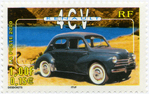 Voitures anciennes - Renault 4CV
