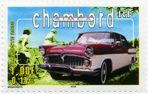 Voitures anciennes - Simca Chambord