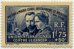 Pierre et Marie Curie découvrent le radium (Nov. 1898) - Union internationale contre le cancer